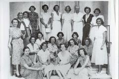 1950 Junior Committee_Four Arts