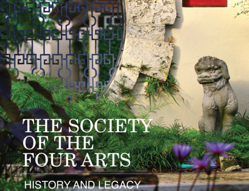 The Society of the Four Arts Releases Book Chronicling 80 Years in Palm Beach
