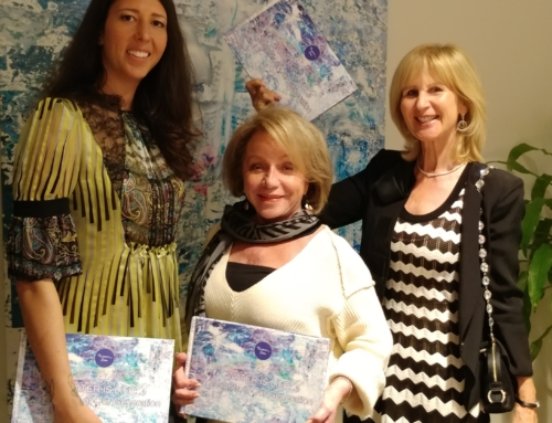 StarGroup publishes book for Passion Sea charity, headed by Helga Piaget of Monaco