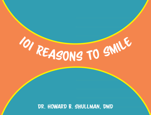 "New book offers ""101 Reasons to Smile"""