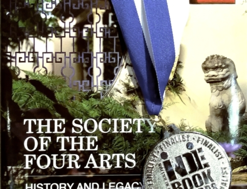 History and Legacy Book by The Society of the Four Arts Wins Indie Book Award