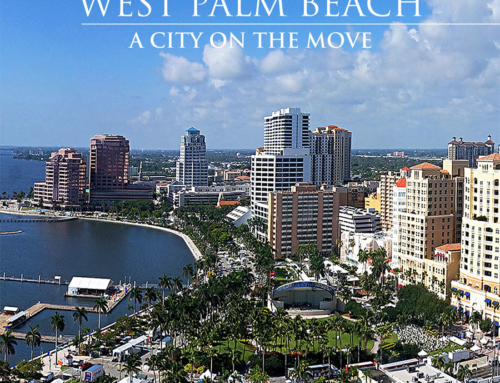 "MAYOR MUOIO LAUNCHES NEW BOOK, ""WEST PALM BEACH: A CITY ON THE MOVE"""