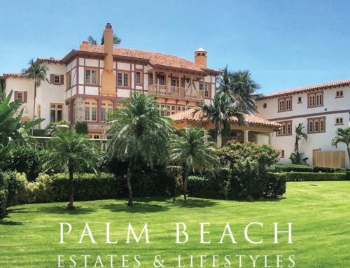 Palm Beach Estates & Lifestyles: Palm Beach Professionals Collaborate on Promotional Book