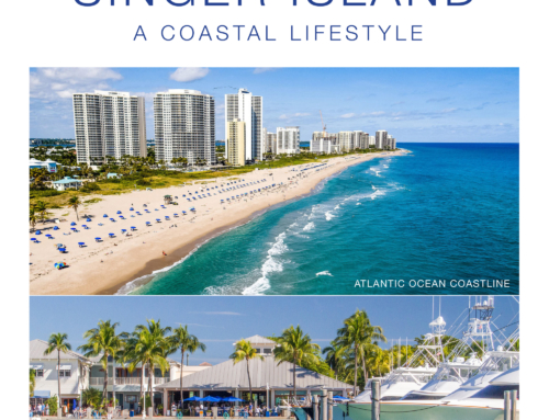 Singer Island Lifestyle Highlighted in New Promotional Book